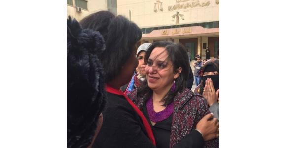 Asset Freeze on Azza Soliman and her Law Firm, and Postponement for Mozn Hassan and Nazra for Feminist Studies