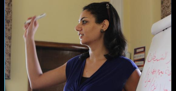مخاطبة جامعة القاهرة للأكاديمية خلود صابر لإنهاء منحتها الدراسية ببلجيكا والعودة إلى مصر انتهاك فاضح للحرية الأكاديمية