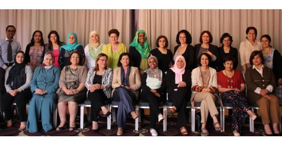 البيان التأسيسي لملتقى النساء في السياسة بالمنطقة العربية