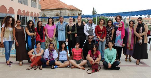 معهد بناء كوادر للحركة النسوية في الشرق الأوسط وشمال أفريقيا