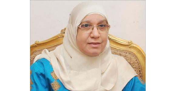Dr Manal Abul Hassan - Source: Ashraq Al-Awsat